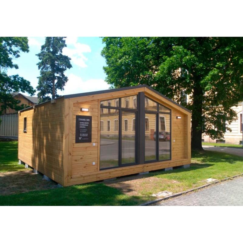 Casa Modular de 2 habitaciones