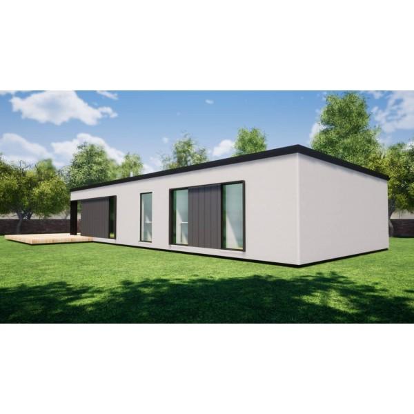 Casa Modular de 4 habitaciones