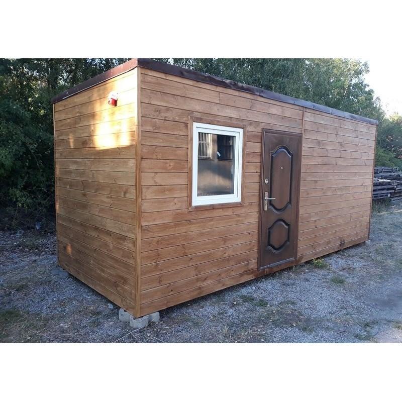 Casa Modular de 1 habitación