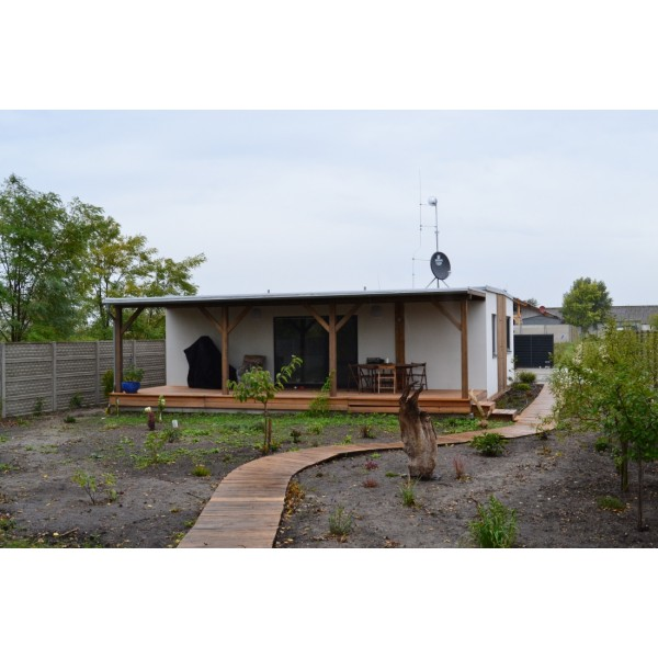 Casa Modular de 3 habitaciones